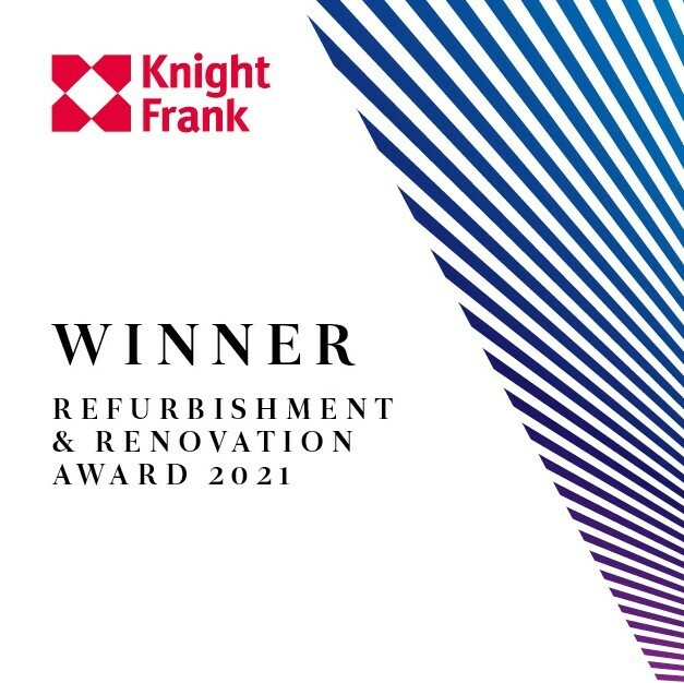 Knight Frank Refurbishment & Renovation Award Winner
